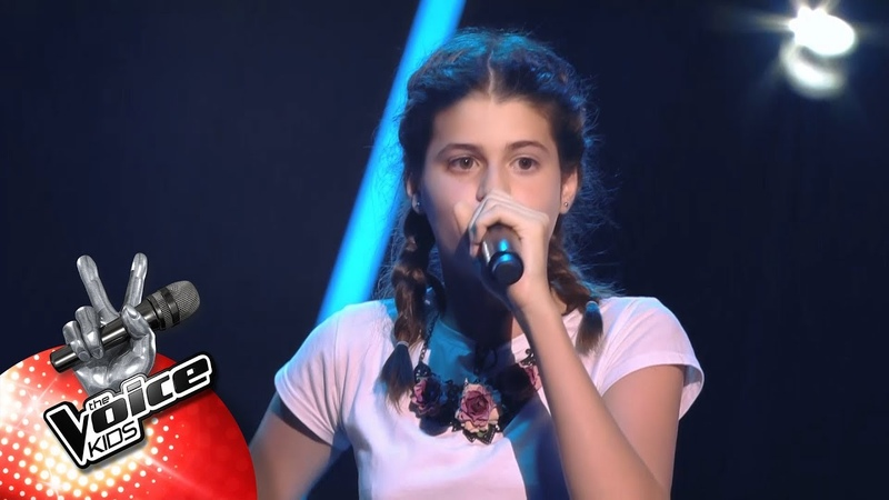 Aja - Aint No Other Man | The Voice Kids | VTM