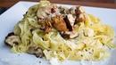 Как приготовить пасту с грибами - мастер-класс от Гордона Рамзи