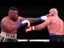 Jarrell Miller vs Bogdan Dinu Fight Highlights (17/11/2018)