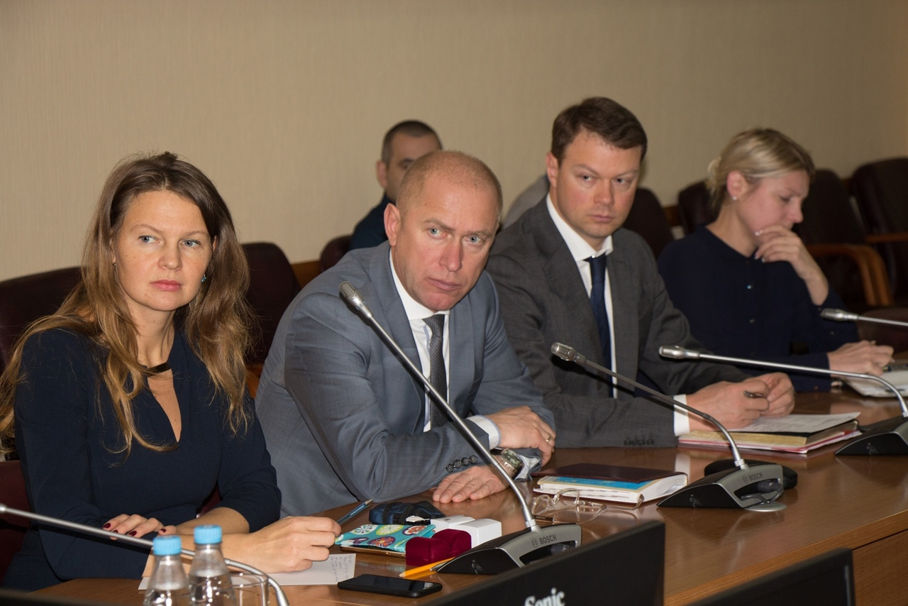 Делегация города Бреста во главе с председателем горисполкома прибыла в город Калининград