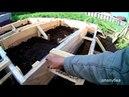 Маленькая баня из бруса своими руками / Опалубка и фундамент