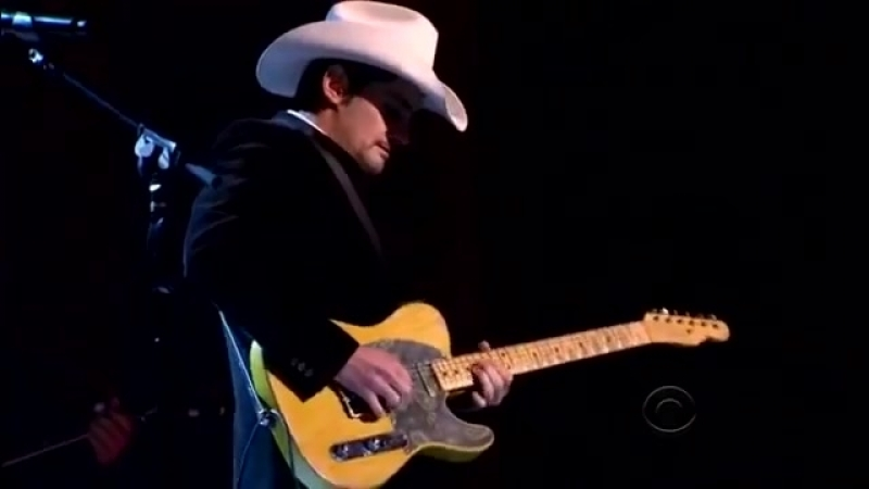 Vince Gill Brad Paisley - Workin Man Blues