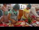 Мастер-класс по изготовлению сладкой пиццы 1
