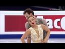 Lola Esbrat / Andrei Novoselov European Championships 2018 FP B.ESP
