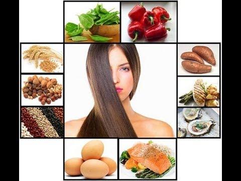 Los 10 mejores alimentos para el crecimiento del cabello