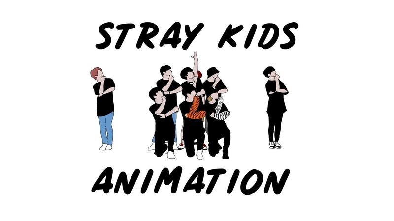 My PaceVoicesAwkward Silence - STRAY KIDS [Animation]