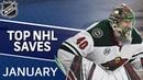 Devan Dubnyk leads top NHL saves in January NHL NBC Sports