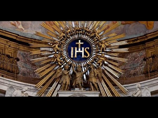 Иезуиты в церкви АСД Данни Виера и Билл Хьюз