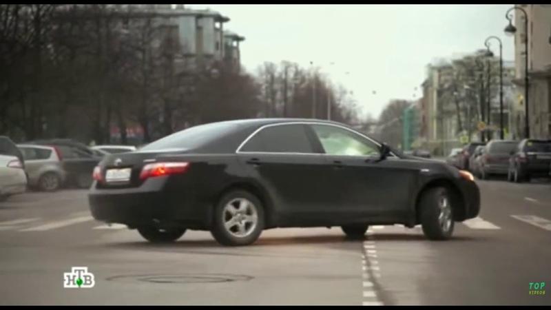 Морские дьяволы. Смерч. Судьбы (2013) 9 серия - car chase scene 2
