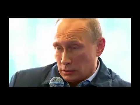 Две лжи Путина и цинизм записаных на видео