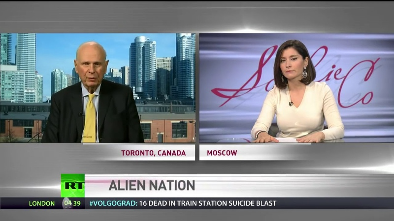 'Aliens could share more tech with us, if we warmonger less' Former Canada Defense Minister 720p