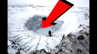 Чего так боится США в Антарктиде! Пришельцы и древняя цивилизация угрожают Человечеству!