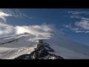 Эльбрус Западная и Восточная вершины Перед штурмом