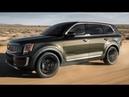 2020 Kia Telluride - Exterior, Interior, Drive