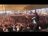 Conchita Wurst - Rise Like A Phoenix singalong at #TelAvivPride
