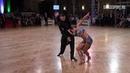 Konstantin Gorodilov - Dominika Bergmannova EST, Pasodoble | WDSF World Open Latin