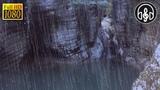 Шум Дождя, Раскаты Грома под Звуки Водопада. Дождь 8 Часов Для Сна и Релакса