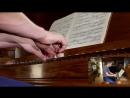 851 J. S. Bach - Prelude and Fugue in D minor, BWV 851[Das Wohltemperierte Klavier 1 N.6] - Wim Winters, clavichord