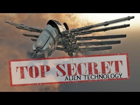 ☑️ TOP SECRET ALIEN TECHNOLOGY | Full UFO Documentary (HD Edit 2018)
