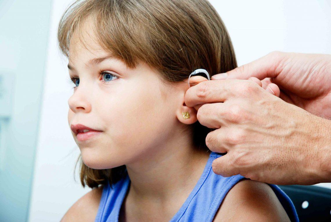 Типы потери слуха