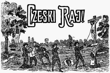 ЧЕХИ ПРОТИВ ПОЛЯКОВ. СЕМИДНЕВНАЯ ВОЙНА, 1919 ГОД После распада Австро-Венгрской империи 5 ноября 1918 года польское правительство Тешинского княжества - Национальный совет Тешинского - подписал
