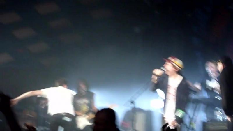 Jamie T - Sticks and Stones - Live @ The Barrowlands, Glasgow - 27⁄01⁄2010