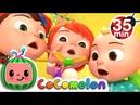Humpty Dumpty | More Nursery Rhymes Kids Songs - Cocomelon (ABCkidTV)