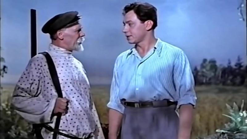 «Свадьба с приданым» (1953) - музыкальная комедия, реж. Татьяна Лукашевич, Борис Равенских.