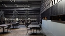 Francesc Rifé Studio sticks to dark tones for Valencia's Merkato restaurant