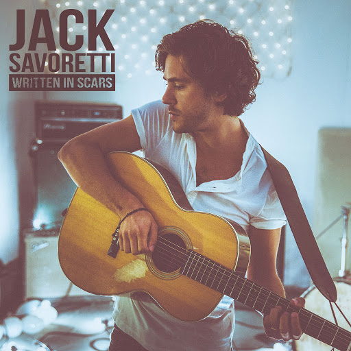 Jack Savoretti альбом Written in Scars [New Edition] (Deluxe)