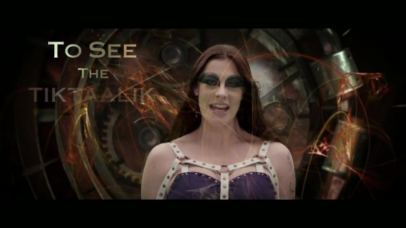 Nightwish Endless Forms Most Beautiful LYRIC VIDEO