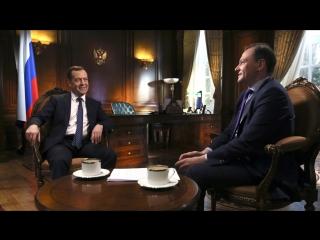 Интервью программе «Вести в субботу»