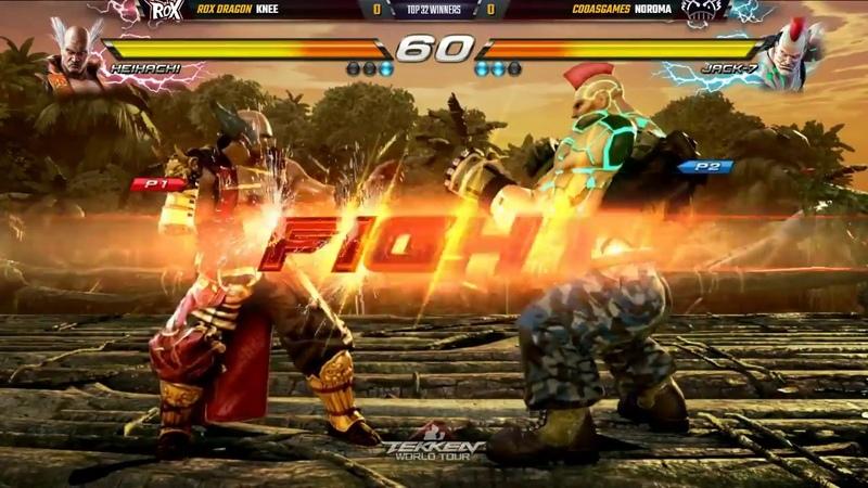 Tekken 7 Tokyo Tekken Masters Top 32