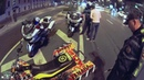 Остановил Мотобат Yamaha Banshee 350 POLICE stunt