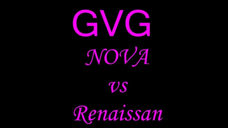 Сервер Light PW, 1.5.5. GVG NOVA vs Renaissan.
