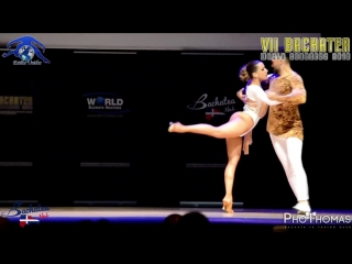 Esteban y Miriam [Ser o No Ser] @ BACHATEA 2018