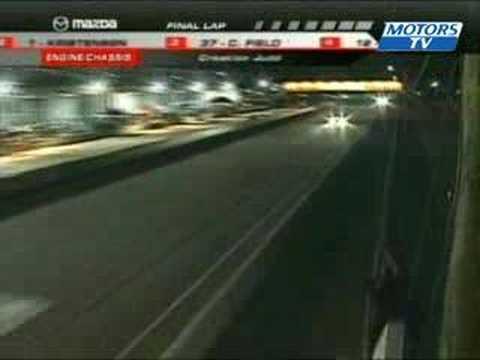 Battle - Final lap ALMS Sebring GT2