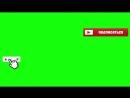 Футаж лайк и подписка like and subscribe youtube
