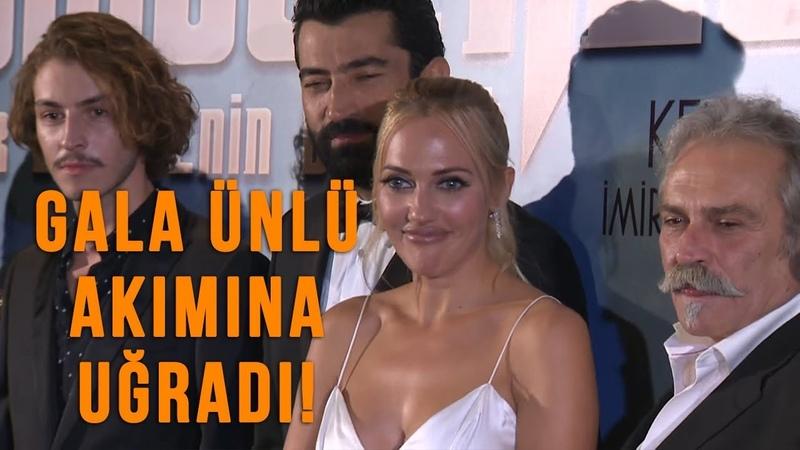 Cingöz Recai Filminin Galasına Ünlü Akını