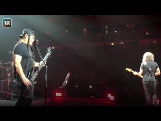 Metallica сыграла «Йожин збажин»
