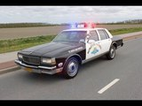 Chevrolet CAPRICE Classic (California Highway Patrol) police replica