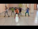 Hip-hop choreo by Artur Shageev, Anastasia Larina