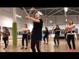 HIP HOP (продвинутые), choreo by Anastasia Erofeeva