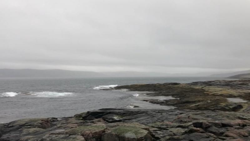 Териберка. Северный Ледовитый океан.