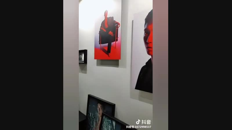 181228 - 190106 Jung Yong Hwa's photo exhibition [The Consideration, Four Colors] in Shanghai