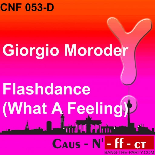 Giorgio Moroder альбом Flashdance (What a Feeling)