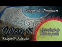 001 Veinticuatro Puntos del Encaje de Hinojosa Primer Curso Completo Raquel M Adsuar Bolillotuber