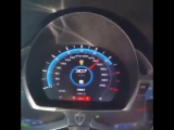 Разгон Koenigsegg Agera 0-363 km/h