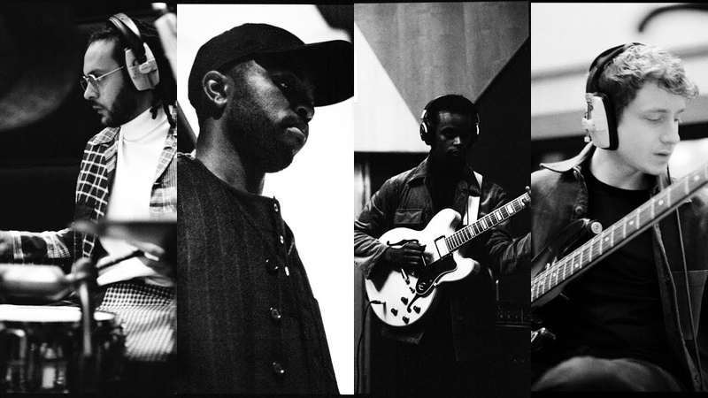 Yussef Dayes X Alfa Mist Love Is The Message Live @ Abbey Road Brown Rocco Palladino