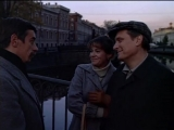 Осенний марафон. (1979). драма, мелодрама, комедия. Олег Басилашвили, Наталья Гундарева